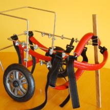 Wózek rehabilitacyjny mały