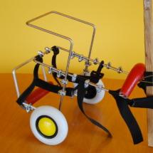 Wózek rehabilitacyjny dla psa mały